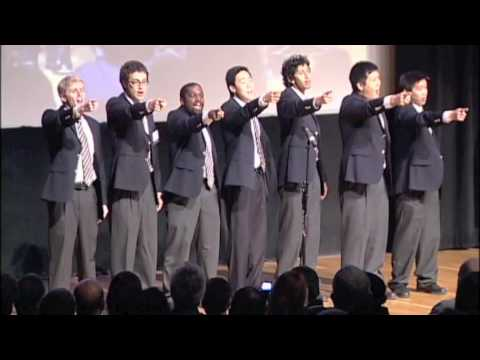 TEDxBerkeley - UC Men's Octet - First Performance
