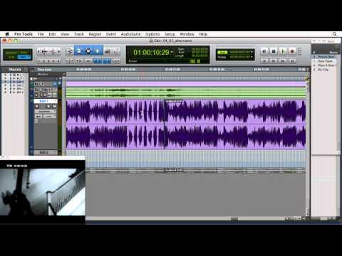 Pro Tools tutorial: Exploring alternate edits | lynda.com