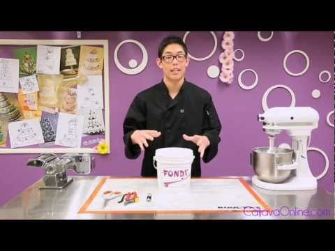 How to Open a FondX Pail: 10 lbs | Cake Business Tips