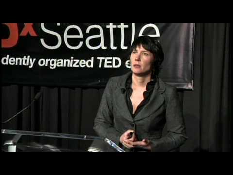 TEDxSeattle - Amanda Koster - 04/16/10