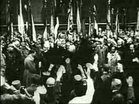 WWII - Ep. 1 Act 1 - Hitler's New Germany
