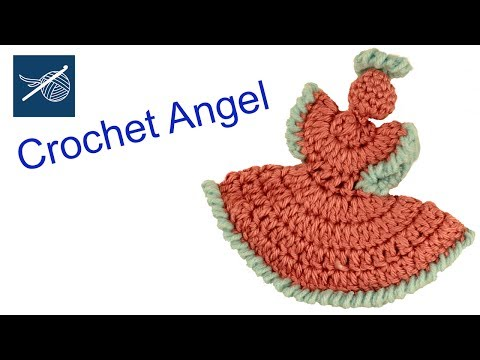 Left Hand Dainty Crochet Angel