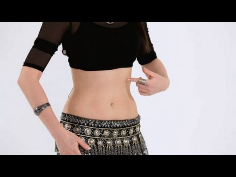 Belly Dance Moves: Belly Roll