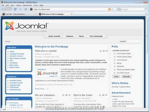 Joomla Tips and Tricks 14: News, Newsflash Module