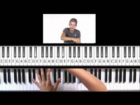 """How to Play """"When I Fall in Love"""" by Victor Young and Edward Heyman on Piano"""