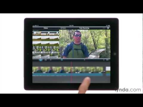 How to edit an iMovie clip | lynda.com tutorial