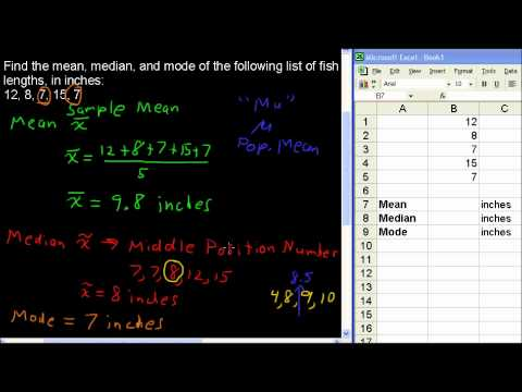 What is the Difference Between Mean Median and Mode - Business Statistics Tips