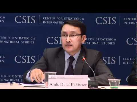 A Regional Approach to Regional Problems: Prospects for OSCE-CICA Cooperation - Panel One