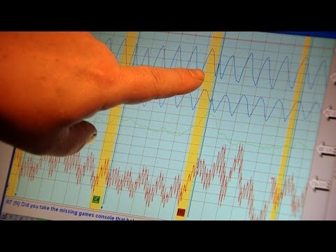 I Didn't Know That - Beating a Lie Detector Test