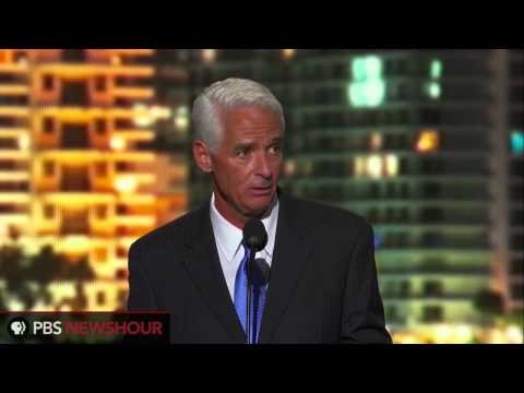 Former Fla. Gov. Charlie Crist: I Didn't Leave GOP, 'It Left Me'