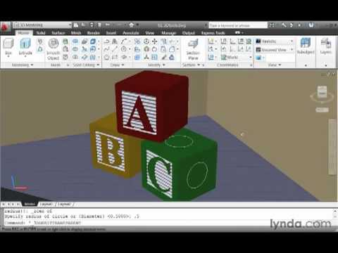 lynda.com Podcast Episode 198: AutoCAD 2011 New Features