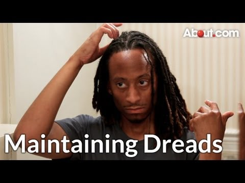 Tips for Maintaining Dreadlocks for Men