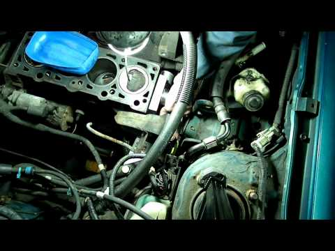 Water Pump & Timing Belt Replacement