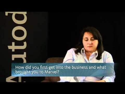 Interview with Victoria Alonso executive vice president VFX at Marvel Studios (Part 3 of 3)