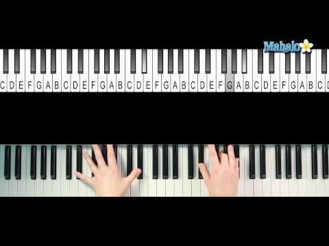 "How to Play ""Coming Home"" by Diddy-Dirty Money on Piano (Practice)"