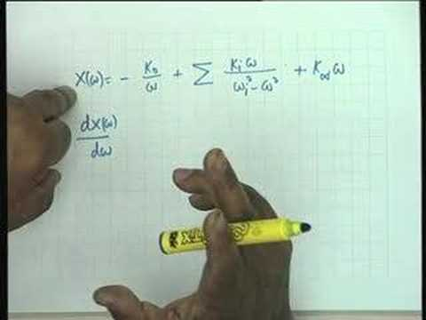 Lecture - 41 LC Driving Point Functions