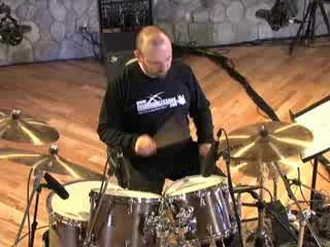 Single Paradiddle-diddle - Drum Lessons