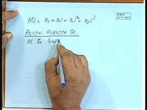 Lecture - 13 Driving Point Immittance Functions