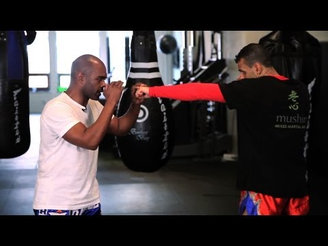 How to Defend Against Punches in Kickboxing | Muay Thai Kickboxing | MMA
