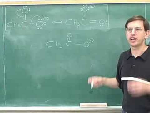 How to draw resonance structures (3)