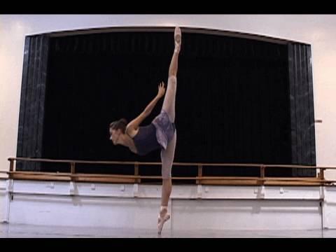 Just (ballet) Dance...