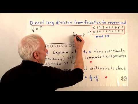 MF90: Fractions and p-adic numbers