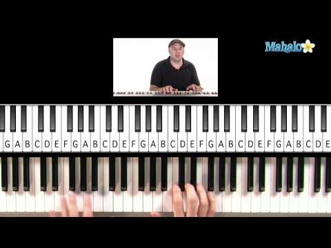 "How to Play ""Forever Young"" by Alphaville on Piano"