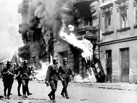 Warsaw Ghetto Brittany Ana