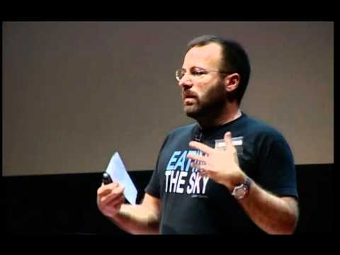 TEDxThessaloniki - Filios Stangos - The crisis as an opportunity: a story of Thessaloniki