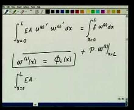 Module 2 Lecture 2 Finite Element Method