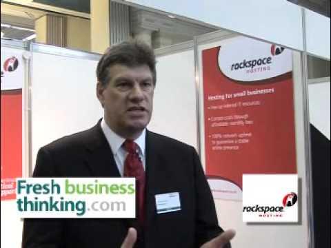 Racksapce Hosting Solutions Entrepreneurs in London 2008