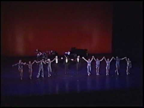 Step Into My Dream, Billy Taylor/David Parsons, Jazz/Dance  Part 4