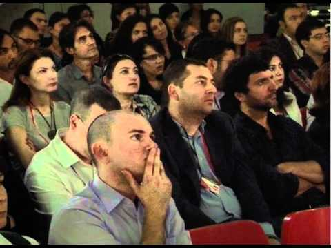 TEDxYerevan - Sara Anjargolian - What the Zulu People Taught Me About Photography and Life