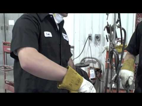 How To Lap Weld On Auto Body Sheet Metal - (Auto Body Welding) Technology Program