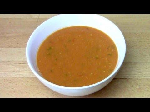 Thick Tomato Soup - RECIPE