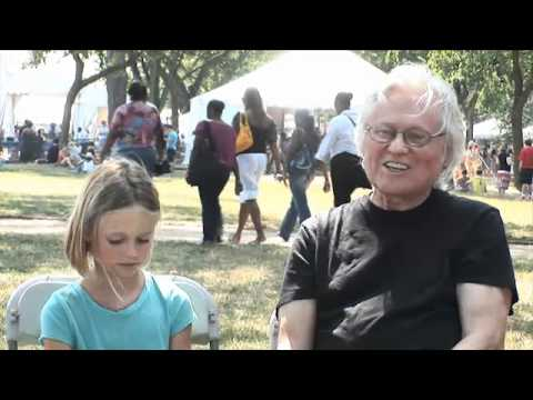 "Chip Taylor Discusses ""Golden Kids Rules"" at the Smithsonian Folklife Festival"