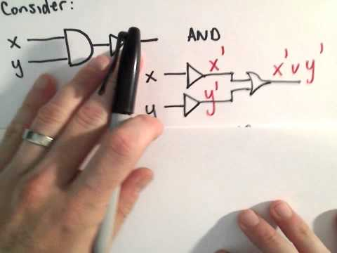 Logical Gates ( Showing if Circuits are Equivalent ) - Part 3