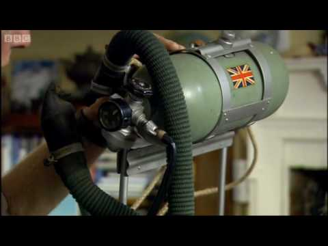 1953 Everest Oxygen Equipment - Race for Everest - BBC