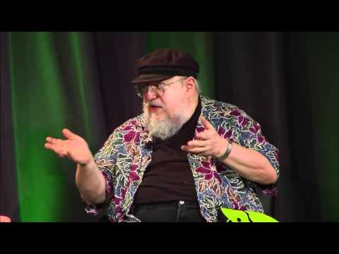 Authors@Google: George R.R. Martin