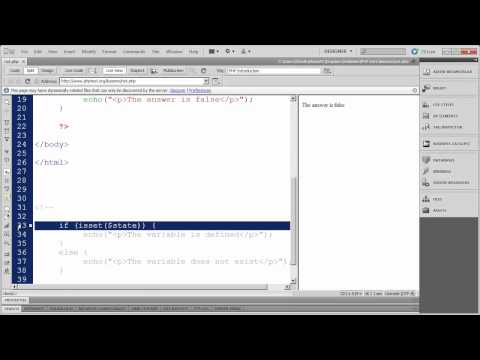 12 - Introduction to PHP - Logical Operators - Part 2