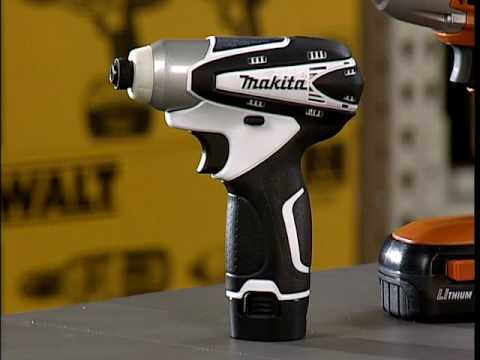 Cordless Impact Drills - The Home Depot