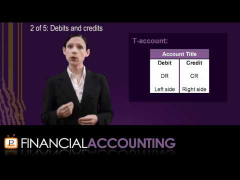 Financial Accounting - Chapter 2: Analyzing transactions