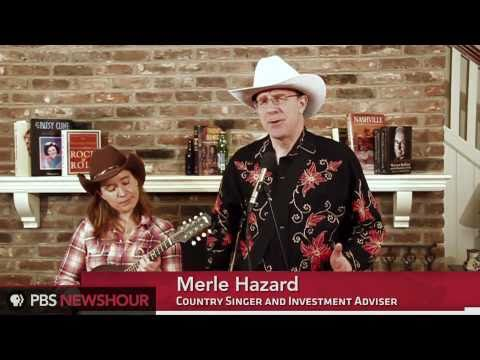 Making Sen$e: Merle Hazard Sings About Italy's Financial Woes