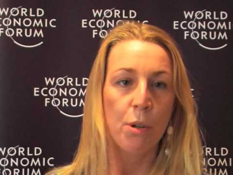 Dubai 2008 Global Agenda Summit - Caroline Casey