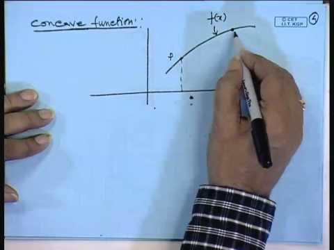 Mod-01 Lec-12 Post Optimality Analysis, Convex Function and its Properties (Contd.)
