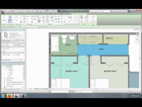 Search, Preview and Download BIM Models Using Autodesk Seek and Revit 2011