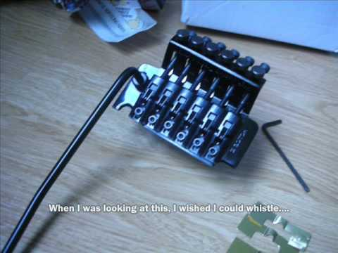 DIY GUITAR - Part 13: The Tremolo