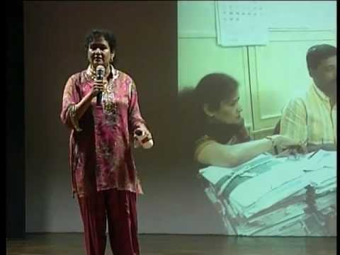 TEDxPune - Vineeta Deshmukh - Bringing community participation in democracy