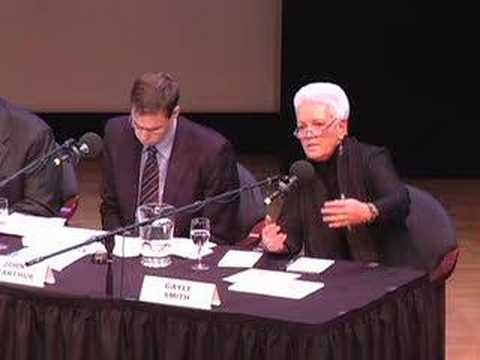 Aid to Africa Debate: Q & A, part 1 (8 of 14)
