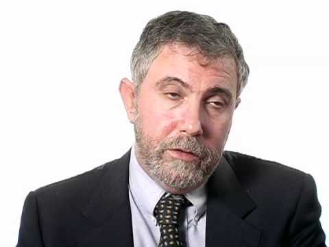 Paul Krugman on Economic Determinism